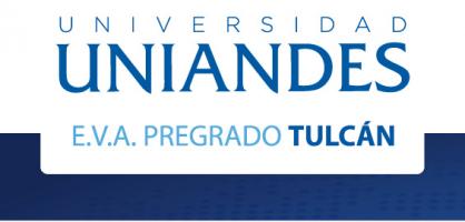 EVA UNIANDES TULCÁN